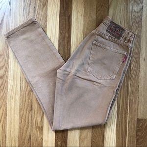 For Joseph Beige Jeans